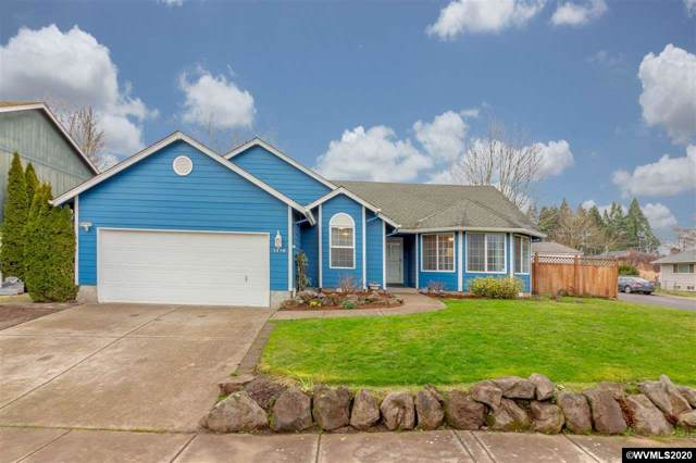 1498 Rushmore Av N, Keizer, OR 97303 (MLS #758703) :: Gregory Home Team