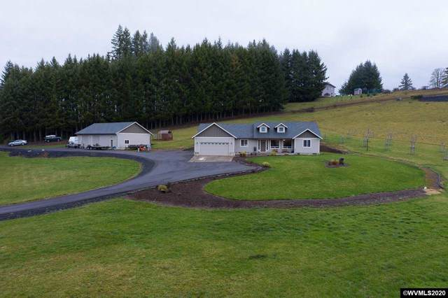 27555 Riggs Hill Rd, Sweet Home, OR 97345 (MLS #758734) :: Gregory Home Team