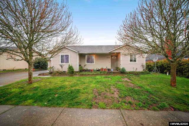 1545 Park Av NE, Salem, OR 97301 (MLS #758809) :: Sue Long Realty Group