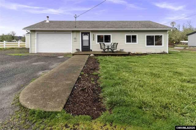 1244 49th Av, Sweet Home, OR 97386 (MLS #758906) :: Gregory Home Team