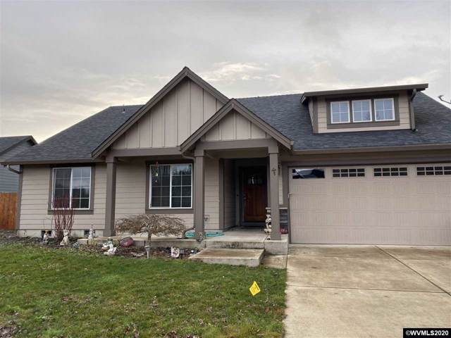 2175 Kindle Wy, Stayton, OR 97383 (MLS #758977) :: Gregory Home Team