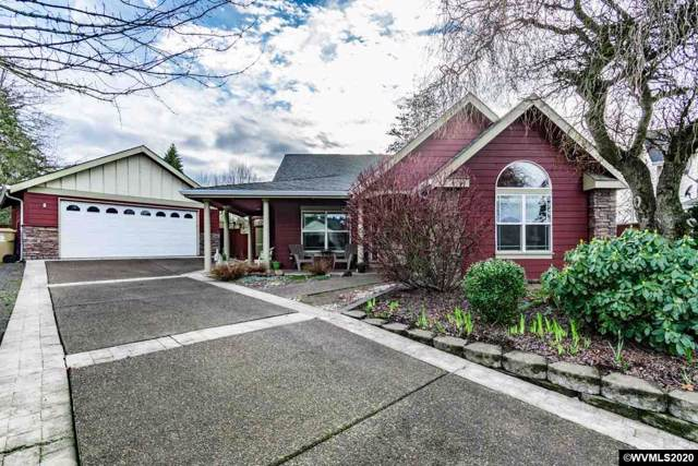 907 Filbert St, Brownsville, OR 97327 (MLS #759029) :: Song Real Estate