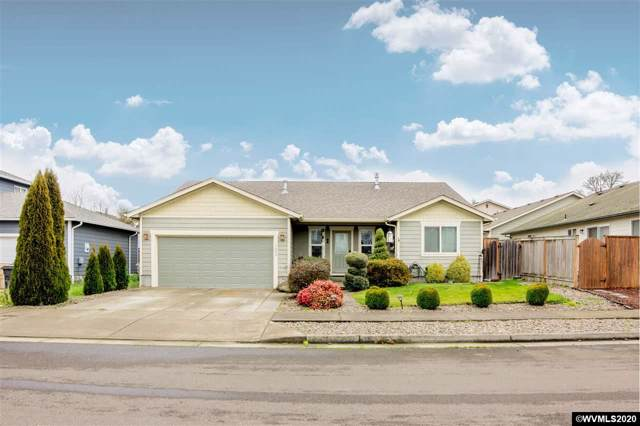 1859 Lyon St SE, Albany, OR 97322 (MLS #759113) :: Gregory Home Team