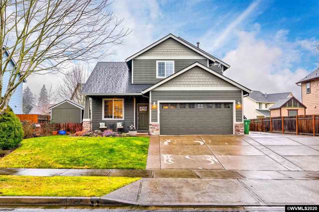 2135 Summerview Dr, Stayton, OR 97383 (MLS #759126) :: Gregory Home Team