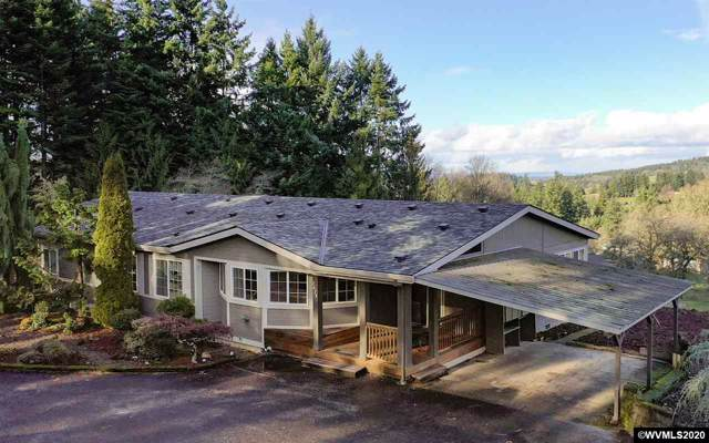 7474 Crooked Finger Rd, Scotts Mills, OR 97375 (MLS #759158) :: Gregory Home Team