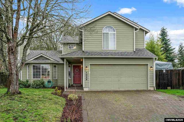 1026 NE Angelee Pl, Corvallis, OR 97330 (MLS #759166) :: Gregory Home Team
