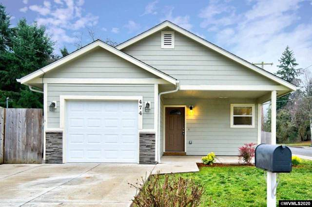 474 W Water St, Stayton, OR 97383 (MLS #759168) :: Gregory Home Team