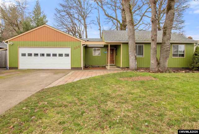 225 Violet St, Lebanon, OR 97355 (MLS #759221) :: Gregory Home Team