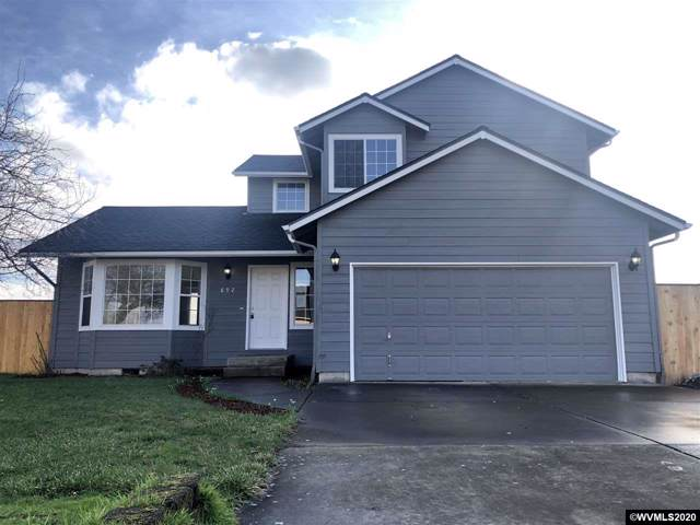 892 Smith St, Harrisburg, OR 97446 (MLS #759233) :: Change Realty
