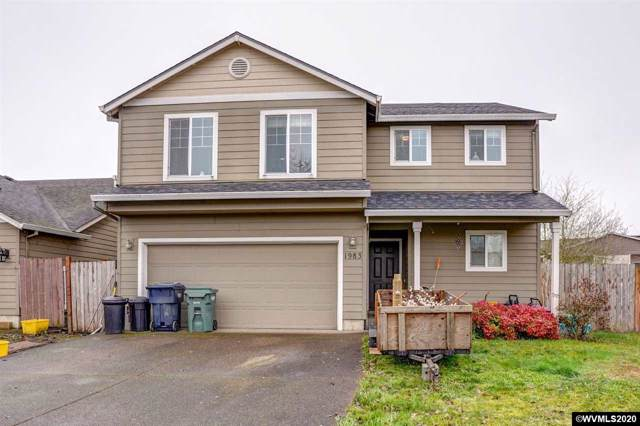 1983 Laurelridge St, Monmouth, OR 97361 (MLS #759234) :: Gregory Home Team