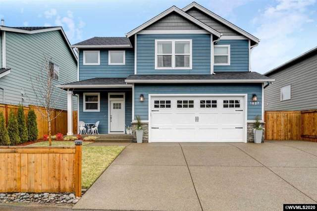 1627 Trent Av N, Keizer, OR 97303 (MLS #759237) :: Gregory Home Team