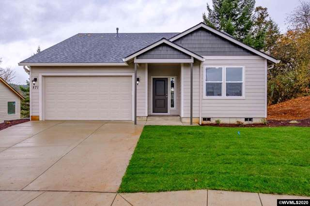 415 6th St, Willamina, OR 97396 (MLS #759278) :: Gregory Home Team