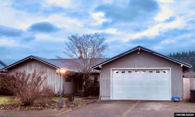 1585 Post St, Lebanon, OR 97355 (MLS #759331) :: Premiere Property Group LLC