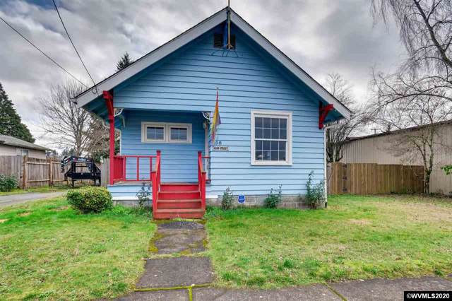 108 E Main St, Sublimity, OR 97385 (MLS #759336) :: Gregory Home Team