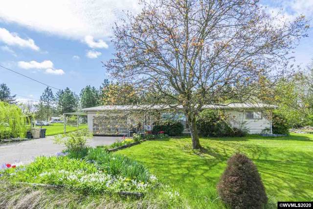 1115 Crowfoot Rd, Lebanon, OR 97355 (MLS #759346) :: Sue Long Realty Group