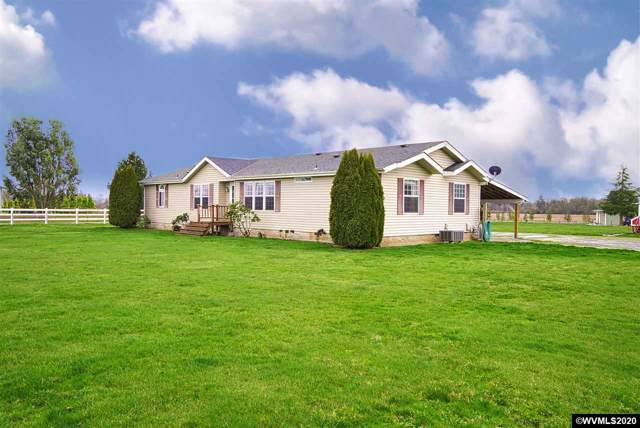 9910 Hoffman Rd, Monmouth, OR 97361 (MLS #759487) :: Gregory Home Team