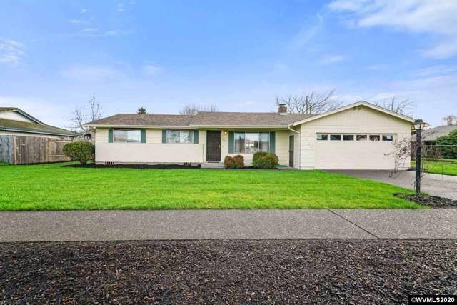 1332 N Evergreen Av, Stayton, OR 97383 (MLS #759549) :: Song Real Estate