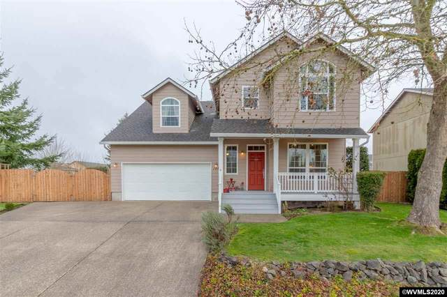 198 Ash Creek Dr NW, Monmouth, OR 97361 (MLS #759618) :: Gregory Home Team