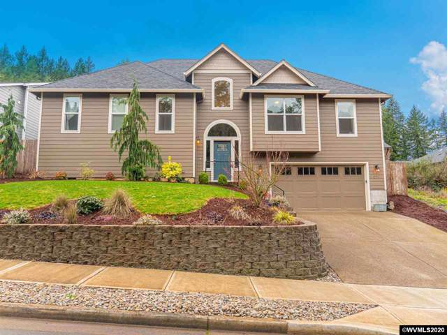 342 Taylor Creek Dr, Sweet Home, OR 97386 (MLS #759620) :: Gregory Home Team