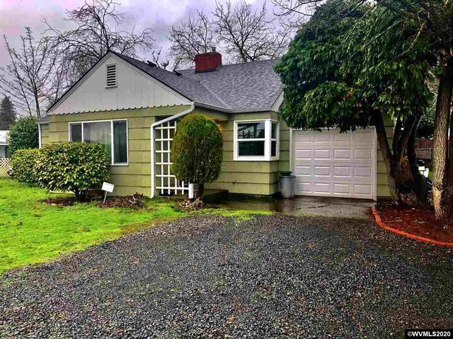 165 S Airport Rd, Lebanon, OR 97355 (MLS #759648) :: Premiere Property Group LLC