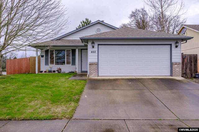 462 Breezy Wy NE, Albany, OR 97322 (MLS #759719) :: Sue Long Realty Group