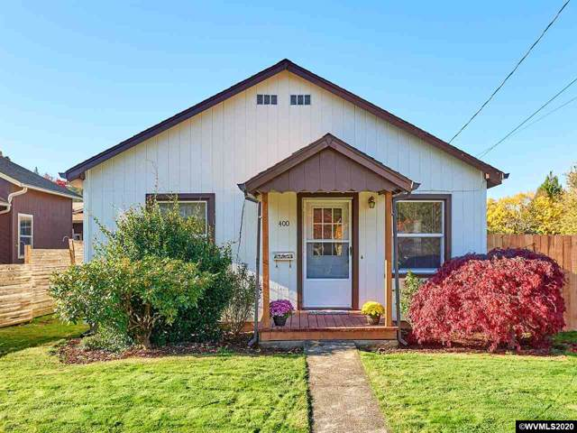 400 S 2nd St, Silverton, OR 97381 (MLS #759754) :: Sue Long Realty Group