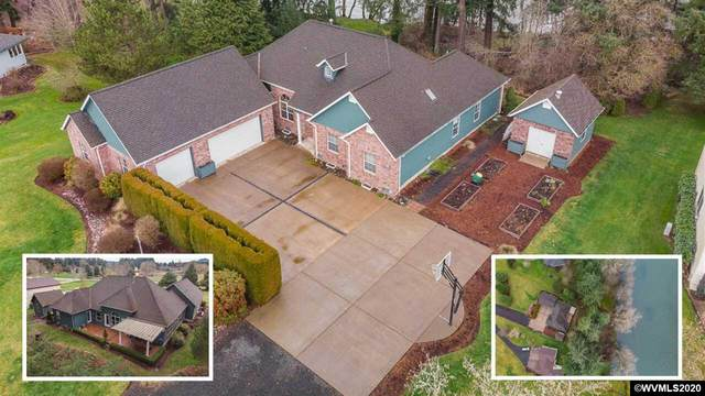 38676 Palmyre Dr, Lebanon, OR 97355 (MLS #759823) :: Kish Realty Group