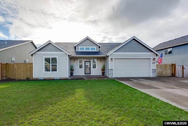 620 SE Arabian St, Sublimity, OR 97385 (MLS #759881) :: Gregory Home Team