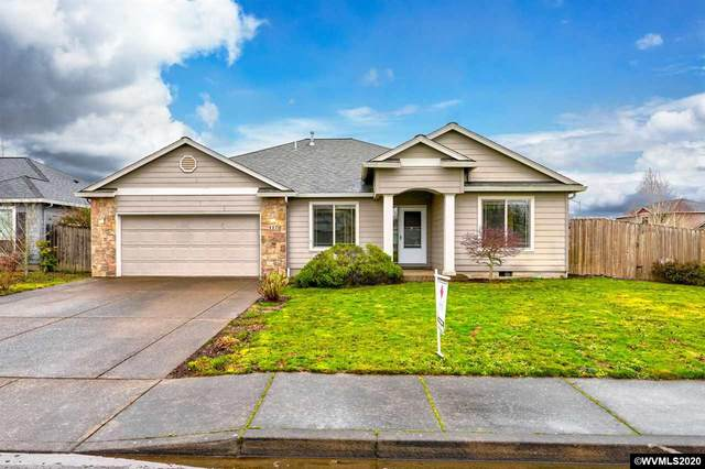 117 N 9th St, Jefferson, OR 97352 (MLS #759897) :: Gregory Home Team