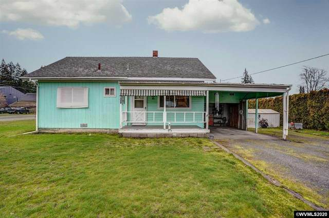 224 SW 5th Av, Mill City, OR 97360 (MLS #760060) :: Sue Long Realty Group