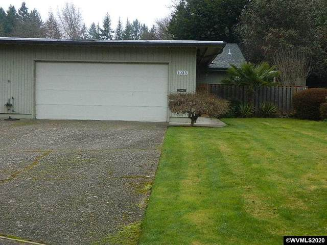 1035 Chestnut St NW, Salem, OR 97304 (MLS #760112) :: Sue Long Realty Group