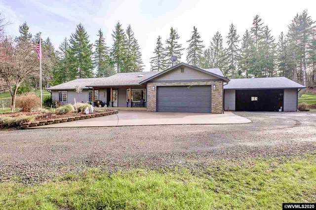 16490 Brown Rd, Dallas, OR 97338 (MLS #760121) :: Sue Long Realty Group
