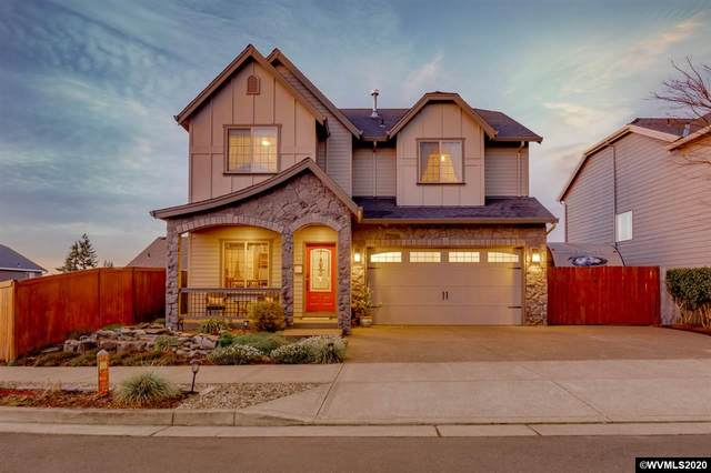 14707 Sugarpine St, Oregon City, OR 97045 (MLS #760145) :: Gregory Home Team