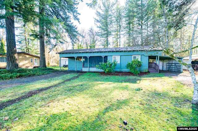 739 W Central Av, Gates, OR 97346 (MLS #760156) :: Sue Long Realty Group