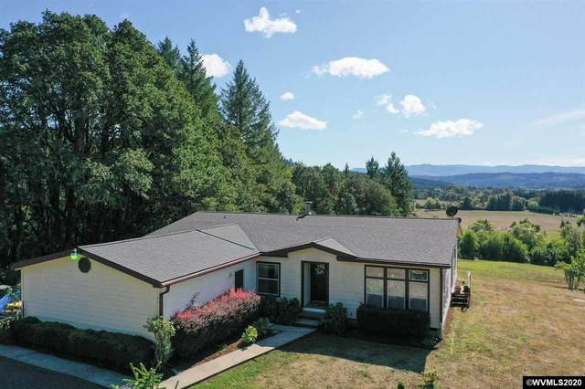 18211 SW Willamina Creek Rd, Willamina, OR 97396 (MLS #760160) :: Gregory Home Team