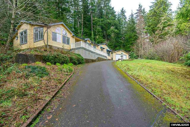 89400 Levage Dr, Florence, OR 97439 (MLS #760191) :: Gregory Home Team