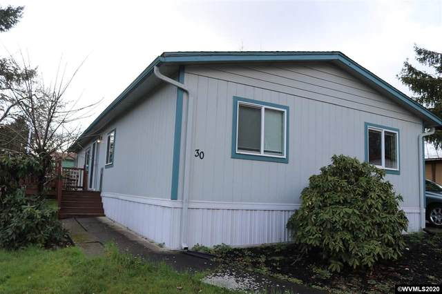 2010 SW 3rd (#30) #30, Corvallis, OR 97333 (MLS #760221) :: Gregory Home Team
