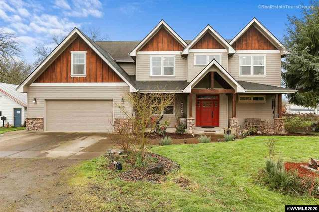 1700 SW 2nd St, Mcminnville, OR 97128 (MLS #760233) :: Gregory Home Team