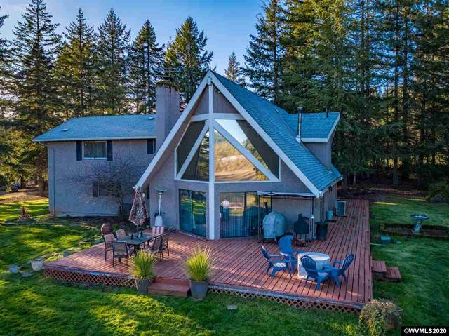 3929 S Kings Valley Hwy, Dallas, OR 97338 (MLS #760234) :: Sue Long Realty Group