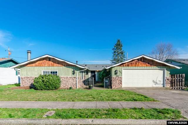 1421 Sunset Ln, Sweet Home, OR 97386 (MLS #760254) :: The Beem Team - Keller Williams Realty Mid-Willamette