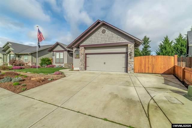 1012 Green Meadows Av, Junction City, OR 97448 (MLS #760263) :: Gregory Home Team