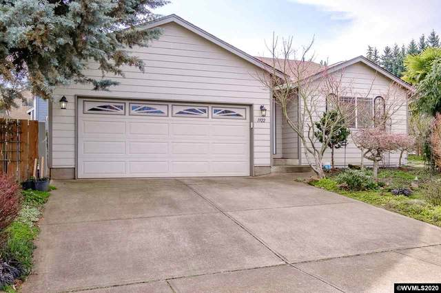 1922 Shiloh St SE, Salem, OR 97306 (MLS #760270) :: Sue Long Realty Group