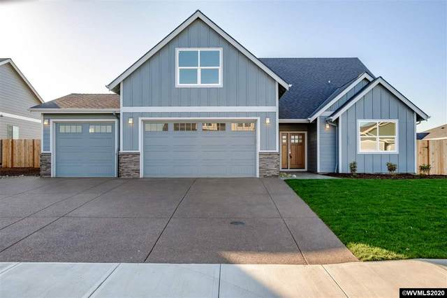 473 SE Palomino Ct, Sublimity, OR 97385 (MLS #760376) :: Sue Long Realty Group