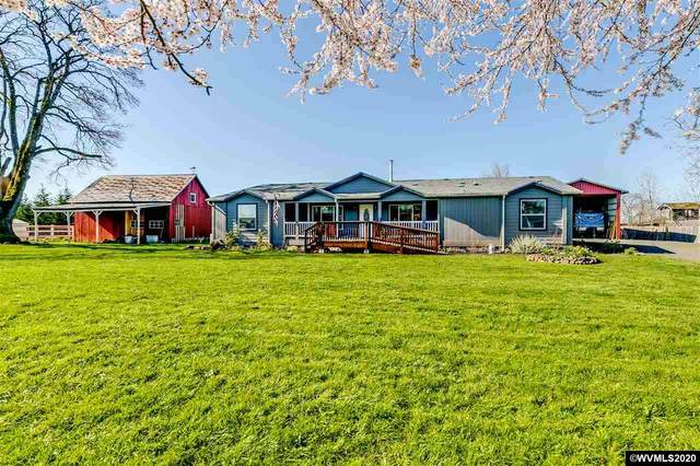 600 Washburn St, Brownsville, OR 97327 (MLS #760391) :: Premiere Property Group LLC
