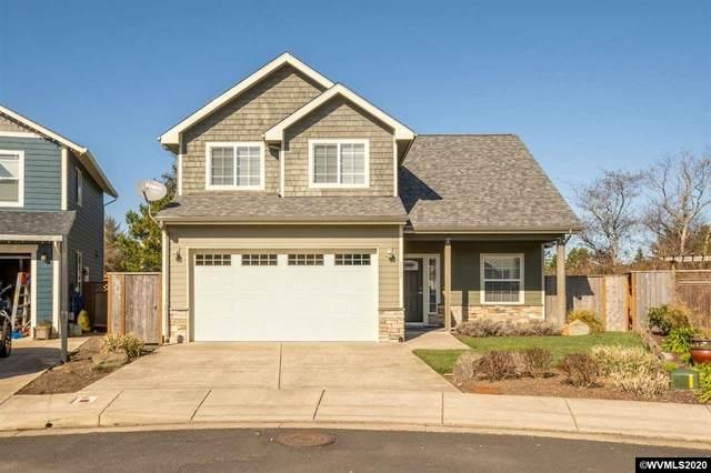 7135 NE Benton Pl, Newport, OR 97365 (MLS #760394) :: Sue Long Realty Group