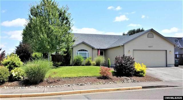 407 Yellowstone Dr S, Monmouth, OR 97361 (MLS #760472) :: Sue Long Realty Group