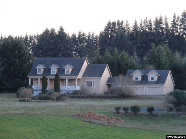 9326 SE Eola Hills Rd, Amity, OR 97101 (MLS #760473) :: Sue Long Realty Group