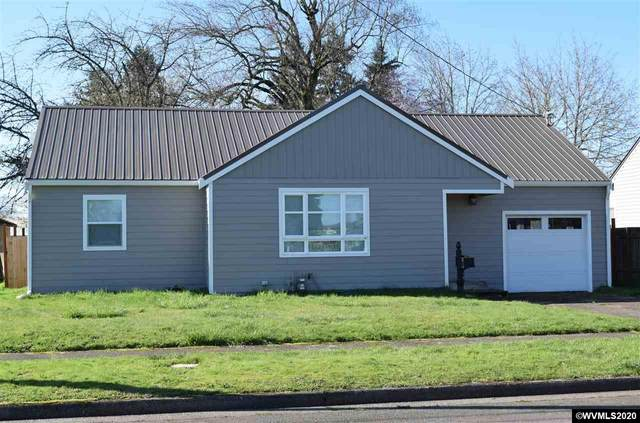 212 S 6th St, Lebanon, OR 97355 (MLS #760558) :: The Beem Team - Keller Williams Realty Mid-Willamette