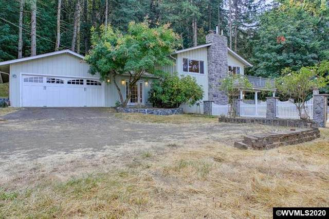 39189 Military Rd, Monmouth, OR 97361 (MLS #760681) :: Sue Long Realty Group