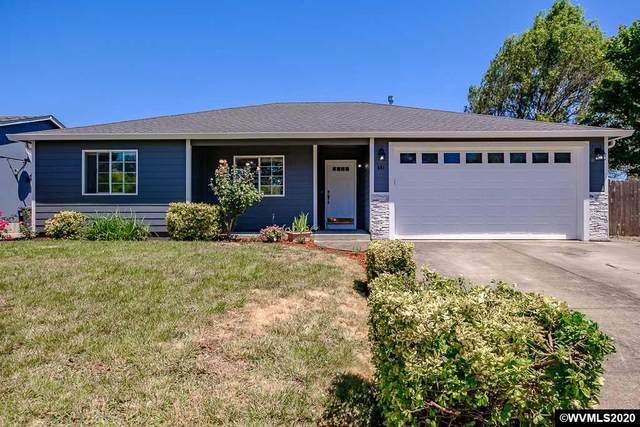 461 S 5th St, Jefferson, OR 97352 (MLS #760686) :: Sue Long Realty Group